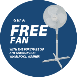 FREE FAN WithAny Washer