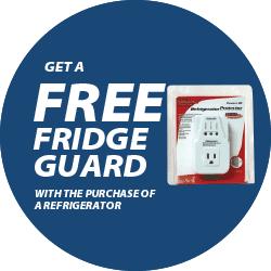 FREE FRIDGE GUARD