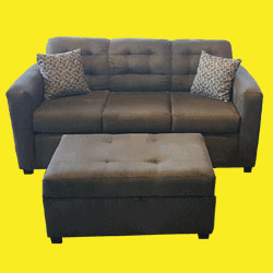 Tanesha 2pc Sectional