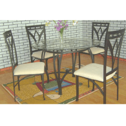 DHT032_Detroit 5pc Dining set
