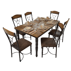 Veronica Dining Set