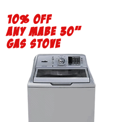LD-10% OFF ANY 30IN MABE