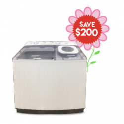 LuckyDollarTTFridgeadire 13KG Washer190416