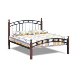 LuckyDollarTTNaomi Double Bed Frame190416